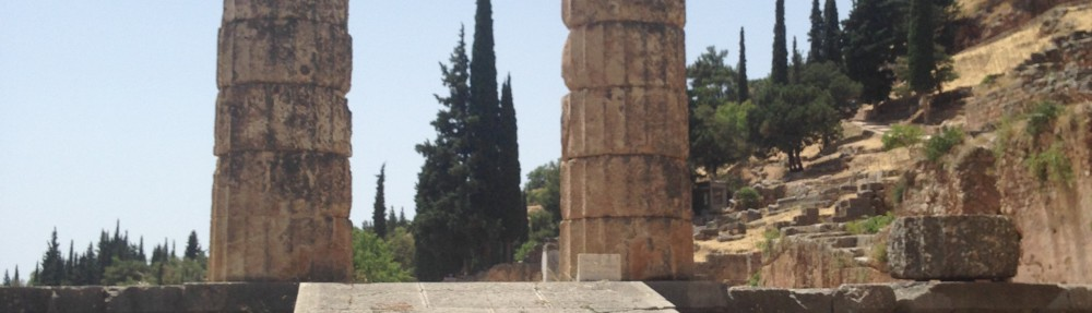 Theophania Temple of Athena and Apollon
