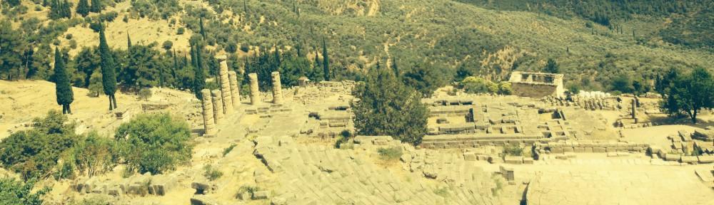 Theophania Temple of Athena and Apollon